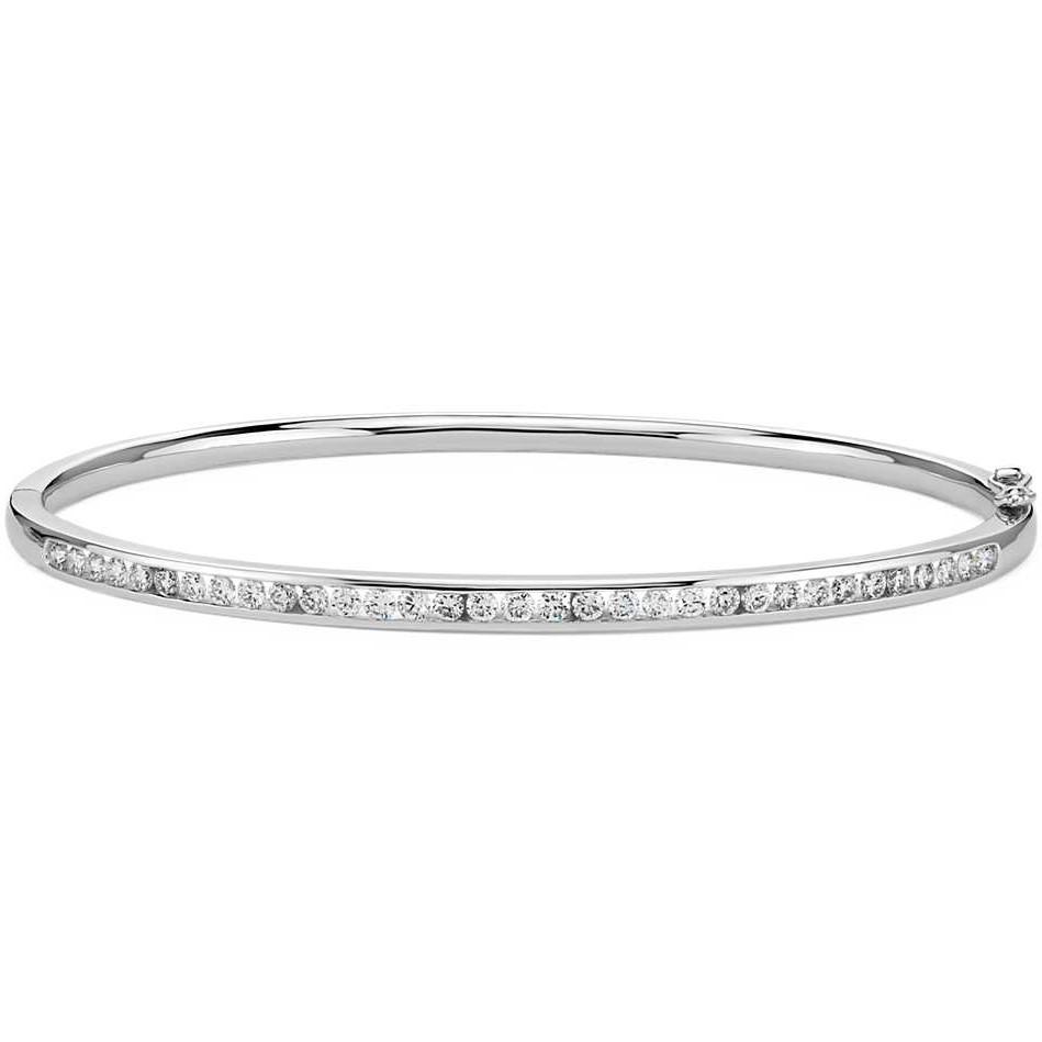 , Diamond Bangel Bracelet