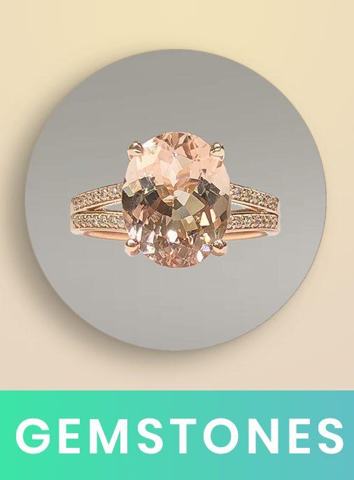 mega menu gemstones