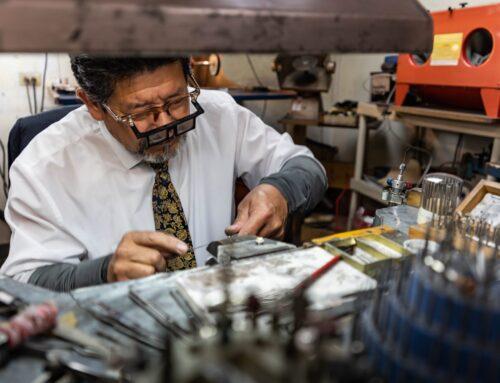 Custom Jewelry Manufacturing withSkatell's